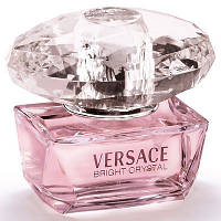 Versace Bright Crystal Набор edt 5 + SG 25 + BL 25