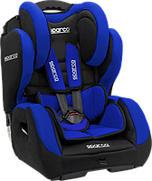 Автокресло Sparco F700K blue (00920AZ)