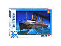 Детские пазлы 10080  Trefl, Титаник, 1000 дет
