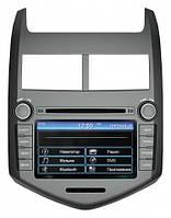 Автомагнитола штатная RoadRover Chevrolet Aveo 2012