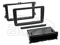 Рамка переходная ACV 281320-10-Pro VW Golf V/Touran 2din-1din