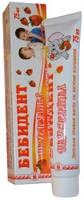 Детская зубная паста «Бебидент вкусняшка»