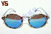 Солнцезащитные очки ClubMaster Синие CATEYE хит 2015 Miu miu