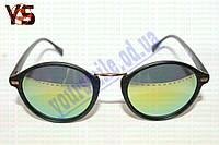 Солнцезащитные очки ClubMaster Хамелеон сине желтый 2 CATEYE хит 2015 Miu miu