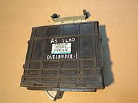 Блок управления мотором Mitsubishi Outlander 1860A154, E6T38982H