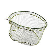 Голова для подсака Flagman  olive green rubber mesh  60х52