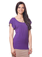 Летняя женская футболка больших размеров (в расцветках)