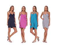 Платье - трансформер 3в1 (Платье, парео, полотенце)