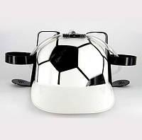 Шлем для напитков футболл