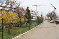 Забор (еврозабор - сварная панель) Техна-Эко 1680х2500