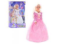 """Детская интерактивная кукла  """"Defa Lucy""""  20961  Принцесса, 2 вида"""