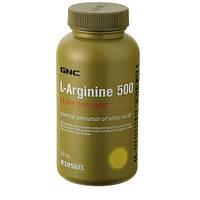 Аргинин L-Arginine 500 (90 caps)