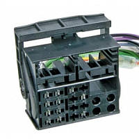 Универсальный Адаптеры и переходники Универсальный 321324-02/1 адаптер для штатной магнитолы VW без ISO