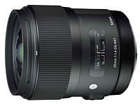 Объектив Sigma 35mm F1.4 DG HSM Nikon