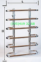 Полотенцесушитель Лестница «Свобода»  нержавеющая сталь 12Х18Н10Т