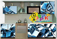 Виниловые наклейки на кухню 3D