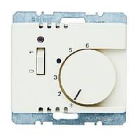 Регулятор температуры помещения 24В Berker Arsys Белый (20310002)