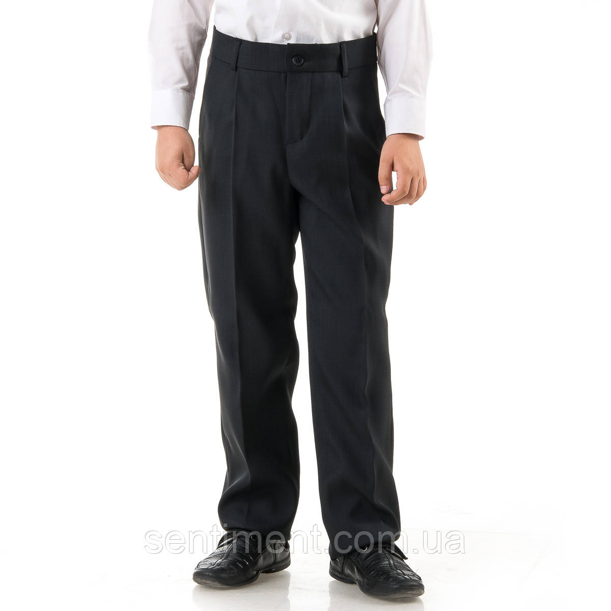 Купить зимние школьные брюки для мальчика