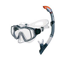 Набор для плавания Arena Sea Discovery Mask + Snorkel Clear (95220-11)