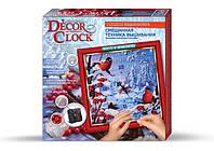 Вышивка Бисером Часы: Decor DC-01-03 Danko-Toys Украина