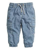 Детские штаны для мальчика H&M. 12-18 месяцев, 1,5-2 года