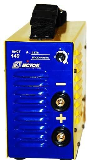 Инвертор сварочный ИИСТ-140.