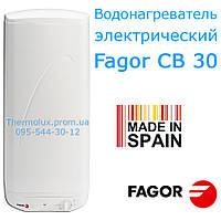 Бойлер Fagor CB-30i (N1) с сухими тэнами, квадратный, Испания, фото 1