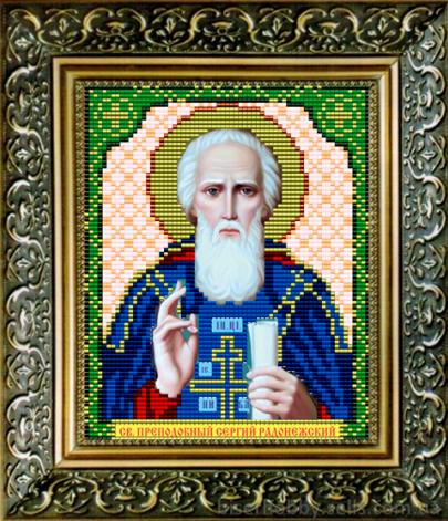 Св. Сергий Радонежский. Схема