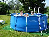 Каркасный бассейн BestWay 56088 366х122 см