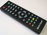 Пульт ДУ для эфирных цифровых ресиверов World Vision T37 / T57 / Т57D / Т57М