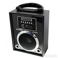 Радиоприемник цифровой Atlanfa AT-8993 (ПДУ, USB, SD, FM) - УЦЕНКА
