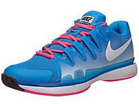 Кроссовки для тенниса Nike Vapor 9.5 blue
