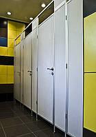 Туалетные и душевые кабинки