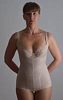Женское корректирующее белье Грация со съемными бретелями, спинка открыта