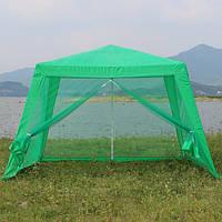Садовый шатер с москитной сеткой