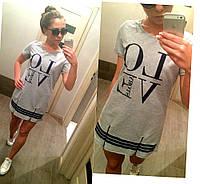 Летнее платье love 2015