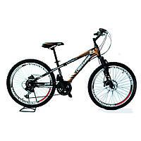Велосипед Crossride Storm MTB 24