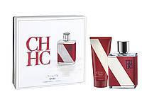Подарочный набор парфюмерии мужская туалетная вода Carolina Herrera CH Sport men 50 мл и бальзам после бритья 50 мл