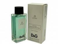Мужская туалетная вода Dolce & Gabbana № 21  la fou man edt tester 100 мл