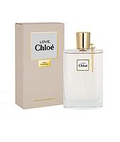 Женская парфюмированная вода Chloe Love Eau Florale 50 мл