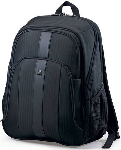 """Стильный рюкзак с отделением для ноутбука до 15"""" CARLTON Derby 062J120;01 черный"""
