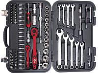 Набор головок, ключей и бит Intertool ET-6082