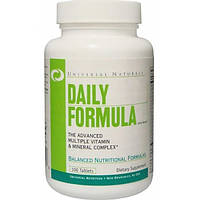 Витамины UNIVERSAL DAILY FORMULA 100 ТАБ