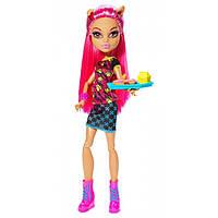 Кукла Monster High Creepateria Howleen Wolf Хоулин Вульф из серии Крипатерия.