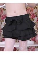 Юбка-шорты для модницы-школьницы