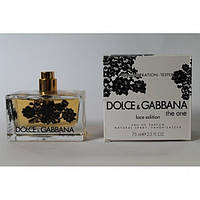 Dolce & Gabbana The One Lace Edition tester 75 ml.