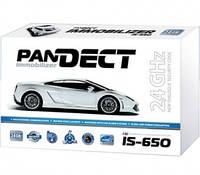 Автомобильный противоугонный иммобилайзер Pandect IS-650 (2012.06)