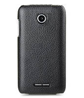 Чехол для Lenovo A390 - Melkco Snap leather cover