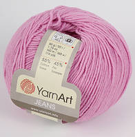 Пряжа Yarnart Jeans 20 Для Ручного Вязания