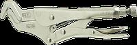 Клещи 01-214 Neo зажимные, 250 мм, гнутые губки
